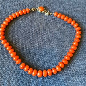 Jewelry - Vintage Coral Necklace